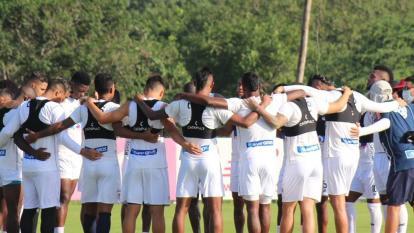 Los jugadores de Junior viajarán esta tarde a territorio chileno.