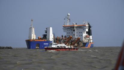 Mejoran condiciones del Puerto: calado sube a 8,7 metros
