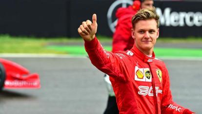 Mick Schumacher siempre había soñado con competir en la F1.