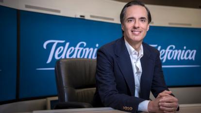 """""""Transformación digital ayudará a la reactivación"""": CEO Telefónica"""