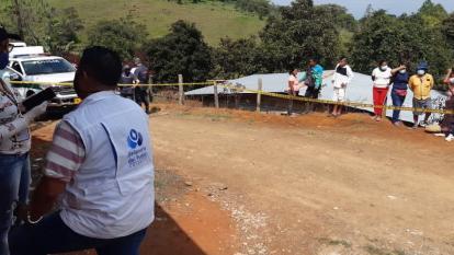 Reportan nueva masacre en Cauca: al menos cuatro muertos
