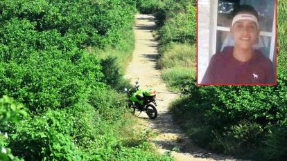 Asesinan de 30 puñaladas a mototaxista en Mundo Feliz, en Galapa