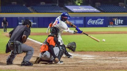 Caimanes y Gigantes, a tomar vuelo en la Liga Profesional de Béisbol