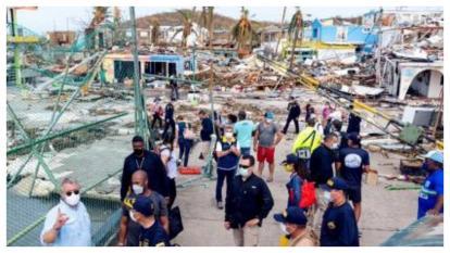 Contraloría alerta por contrato para alumbrado en Gobernación de San Andrés