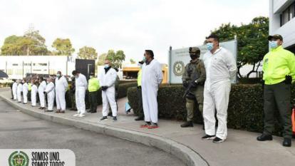 Capturados 18 jefes de estructuras criminales