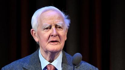 Muere el escritor británico John Le Carré a los 89 años
