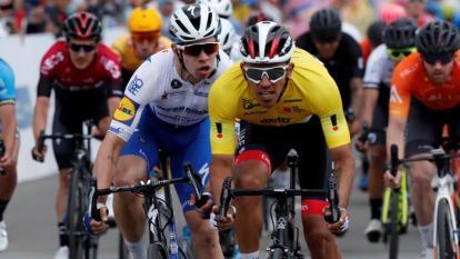 El colombiano Juan Sebastián Molano renovó con el UAE Emirates