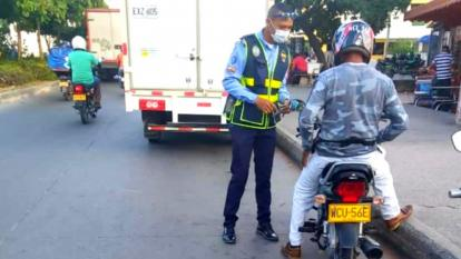 54 personas han fallecido este año en accidentes en moto en Cartagena