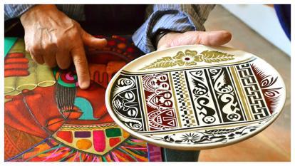 Barniz Mopa-Mopa, en la lista de patrimonio cultural inmaterial