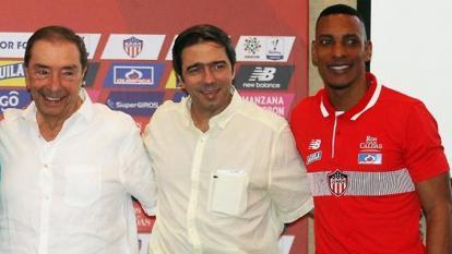 Fuad Char, Antonio Char y Luis Amaranto Perea.