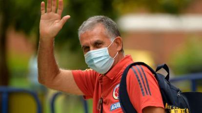 """""""La FCF no ha tenido coraje de enfrentarse a las tormentas"""": Queiroz"""