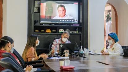 Gran Bretaña apoya diseño de proyecto de drenaje pluvial en Cartagena