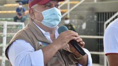 Alcalde de Ciénaga dice temer por su vida y la de su familia