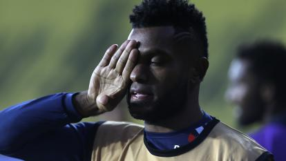 Miguel Ángel Borja quiere quedarse en Junior, pero entiende que la negociación con Palmeiras no es fácil.