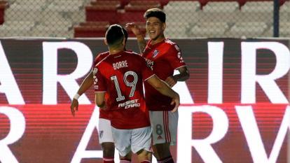 Borré, Carrascal, Alexis Pérez y  Roa se destacan