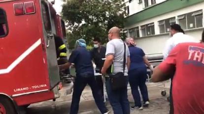 Tres muertos y 17 heridos deja una explosión de una polvorería en el Tolima