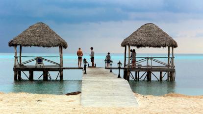 Playas paradisíacas y seguridad sanitaria en los mágicos cayos cubanos