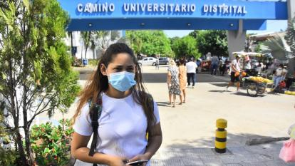 Madre de niño en UCI, a la espera de remisión