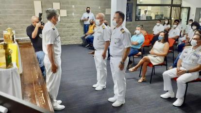 Asume nuevo Capitán de Puerto de San Andrés Islas