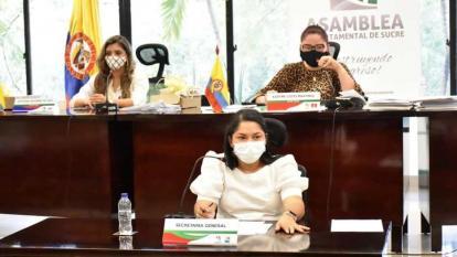 Diputados respaldan la modernización del sector salud en Sucre