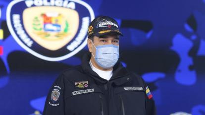 Maduro teme que nueva cepa del coronavirus ingrese a Venezuela desde Colombia