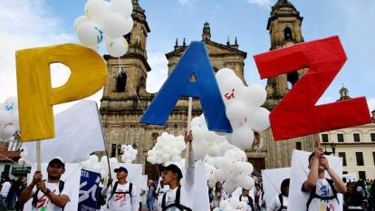 La edificación de la paz en Colombia durante un atípico 2020