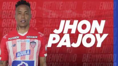 En video | Junior confirmó la contratación de Pajoy