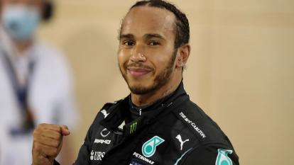 Hamilton, delante de Nadal, deportista de 2020 de L