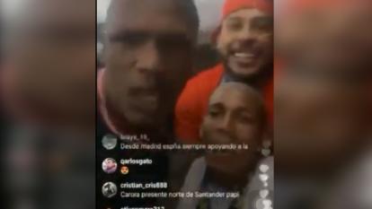 Video | 'Perrateo' de Torres, Cabrera y Vergara contra el crack de Junior
