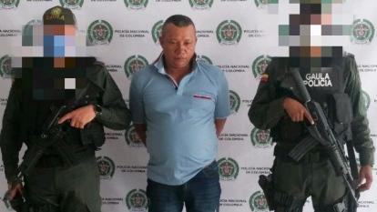 Neligton Enrique Arrieta Bertel, alias 'Tabaco'.
