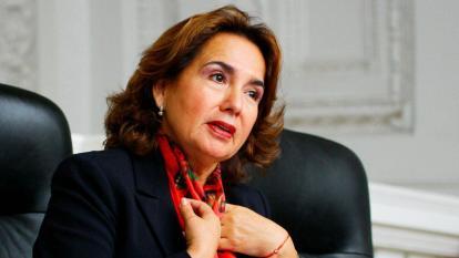 Elvia Barrios es la primera presidenta del Poder Judicial de Perú en 196 años