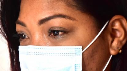 Mujer denuncia que fue golpeada por parte de su expareja