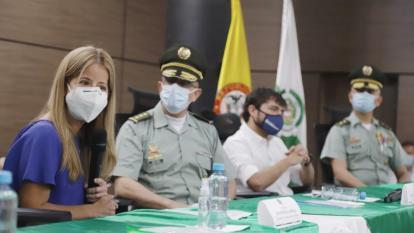 """""""Hay que fortalecer los organismos de justicia"""": Noguera"""