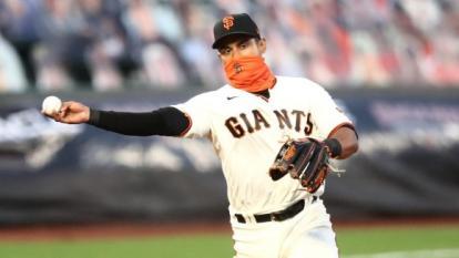 Dónovan Solano fue nombrado entre los 'Jugadores Revelación 2020', según MLB