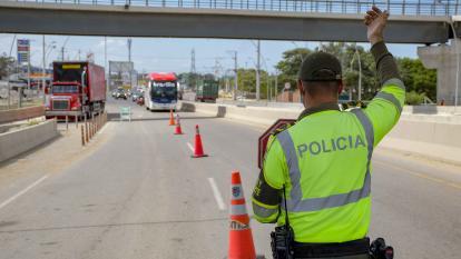 Establecen 21 áreas para prevención en carreteras por puente de Reyes