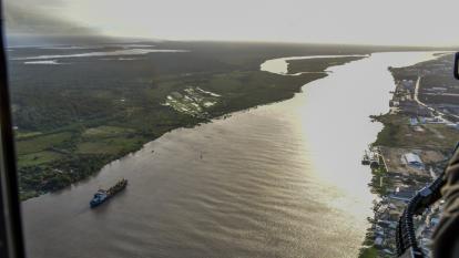Se abre recepción de ofertas para nueva draga en el Puerto