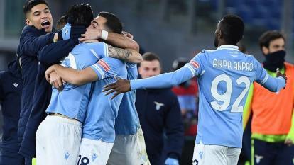 Luis Alberto llevó por la mano al equipo de Simone Inzaghi hacia un triunfo.