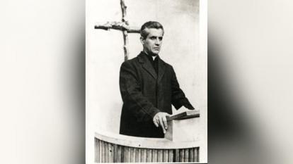 Padre Rafael García Herreros.