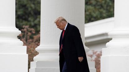 Trump indultó a raperos y a aliados suyos antes de abandonar el poder