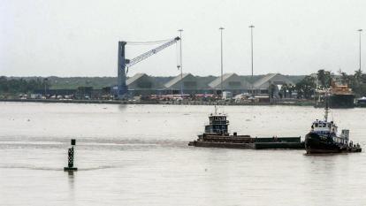 Habilitan única propuesta para dragado en Puerto de Barranquilla