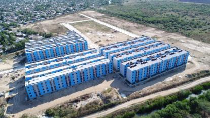 La entrega de subsidios de vivienda en Cartagena se hizo a través de Corvivienda.