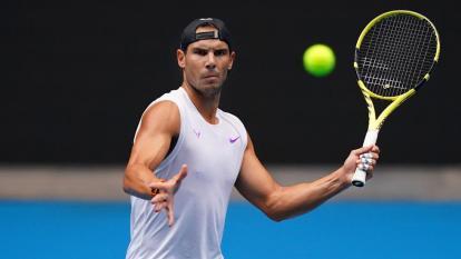 Nadal cree que tenistas deberían evitar quejarse en exceso del confinamiento