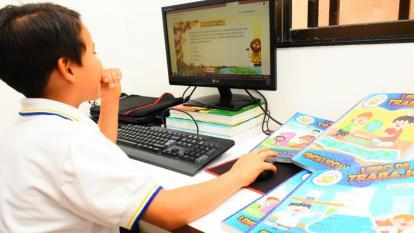 Educación en casa desde el 1 de febrero
