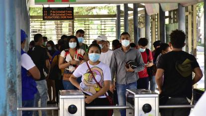 Suben $100 tarifas de transporte en Barranquilla
