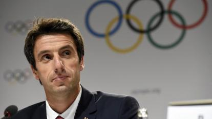 Tony Estanguet desea que los Juegos en Tokio se puedan realizar.