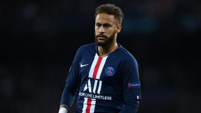 Neymar, delantero del París Saint-Germain.
