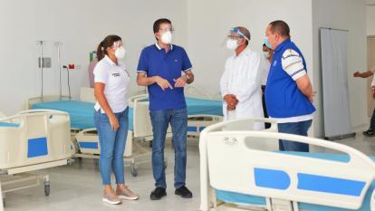 Inauguran Centro de Salud Materno Infantil de Soledad