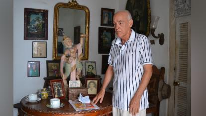Falleció el dramaturgo e historiador cienaguero, Guillermo Henríquez Torres