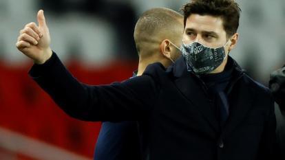 """""""Sería hermoso entrenar a Messi"""": Pochettino"""