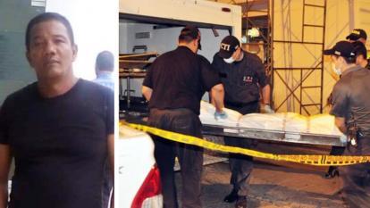 Hermanos asesinan a puñal a pensionado en Santa Marta